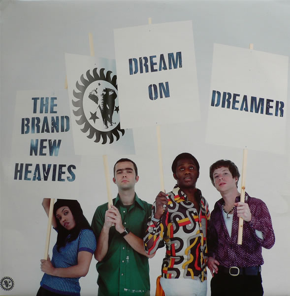 The Brand New Heavies  Dream On Dreamer (Morales Remix)