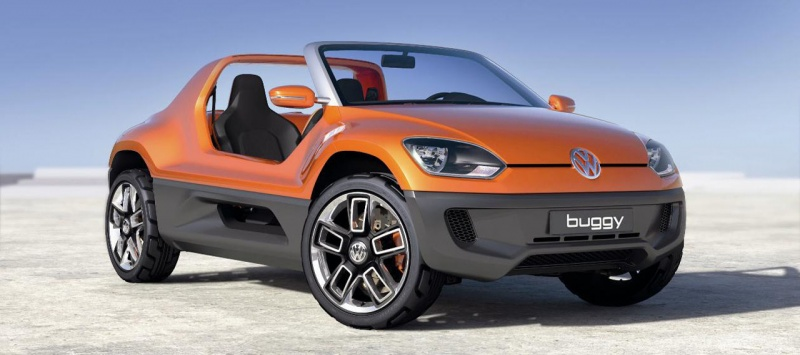 Volkswagen Buggy Up! concept Photos 2