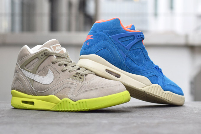 Nike Air Tech Challenge 2 Suede Pack