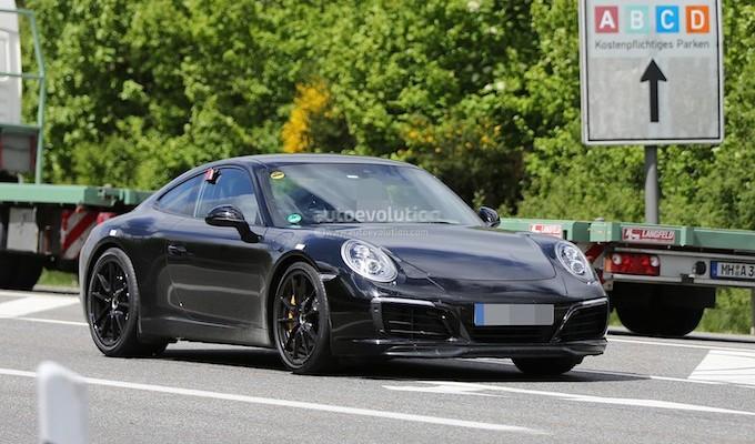 2016 Porsche 911 Facelift 3