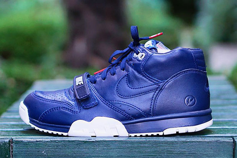 Fragment Design x NikeLab Air Trainer 1 SP U.S. Open 1