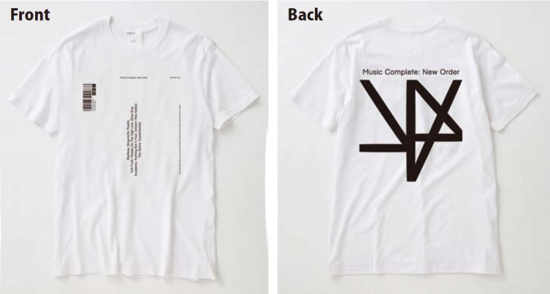 New Order/Music Complete T-Shirts