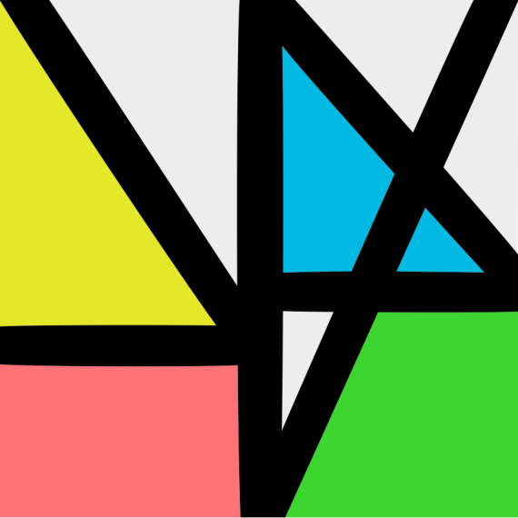New Order/Music Complete