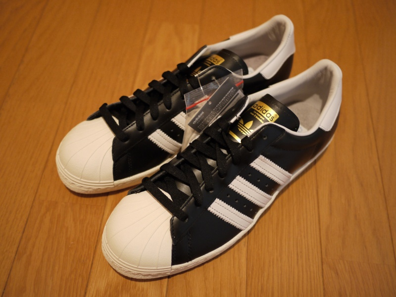 adidas Superstar 80s Vintage Deluxe Pack Black/White