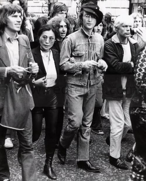 John Lennon × Wrangler 001