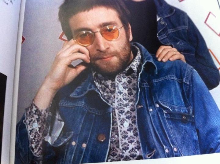 John Lennon × Wrangler 002