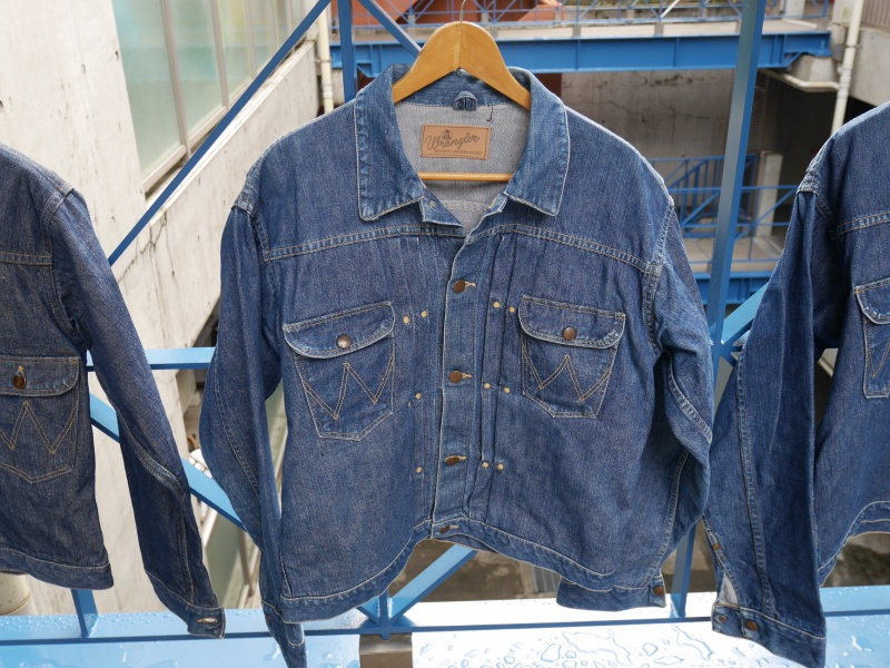 Early 50's Wrangler Vintage Jacket 111MJ 003