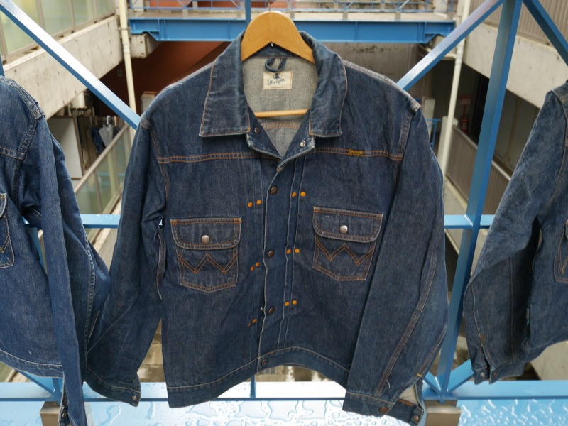 Wrangler 11MJ VF Japan 91年復刻 No. E4007 005