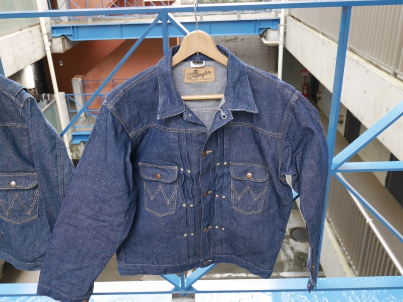 Wrangler 111MJ Lee Japan企画 ARCHIVES No. W9710-89 007