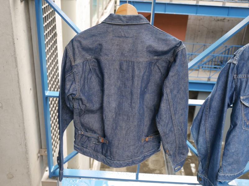 Late 40's Wrangler Vintage Jacket 016