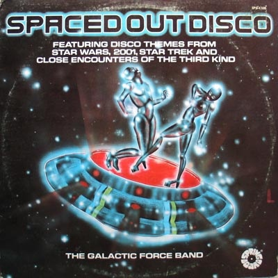 The Galactic Force Band / Space Dust