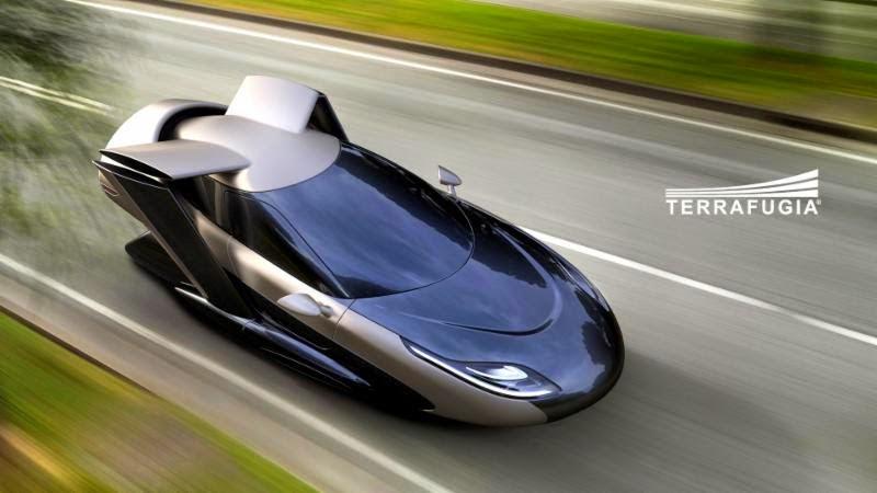 2021 Terrafugia TF-X 001
