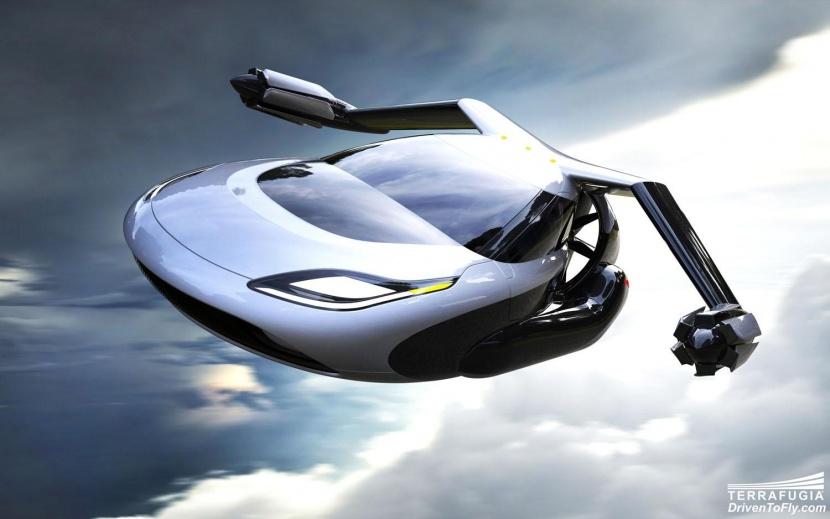 2021 Terrafugia TF-X 005