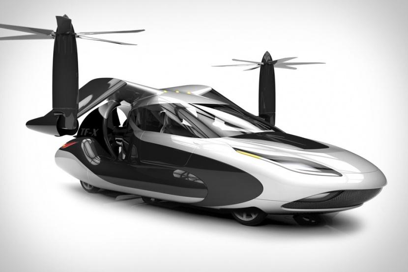 2021 Terrafugia TF-X 004