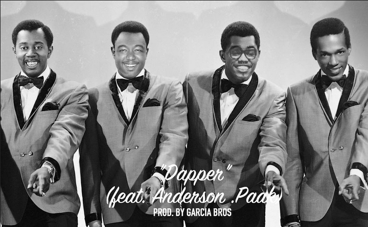 Domo Genesis - DAPPER feat. Anderson .Paak 001