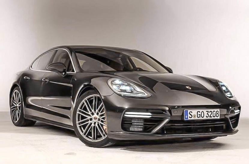 New Porsche Panamera Pictures Leaked 001