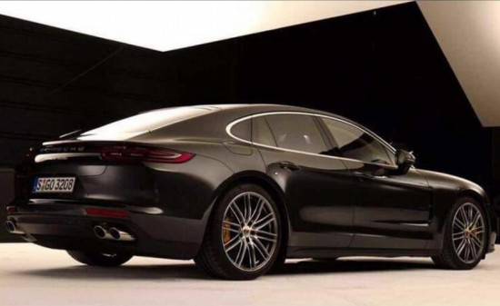 New Porsche Panamera Pictures Leaked 002