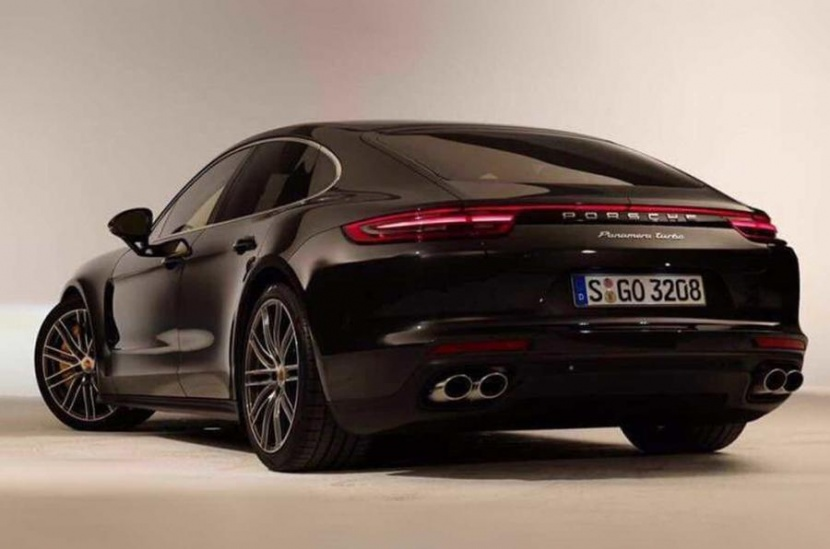 New Porsche Panamera Pictures Leaked 004