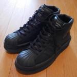 adidas × Rick Owens RO Mastodon Pro Model Black