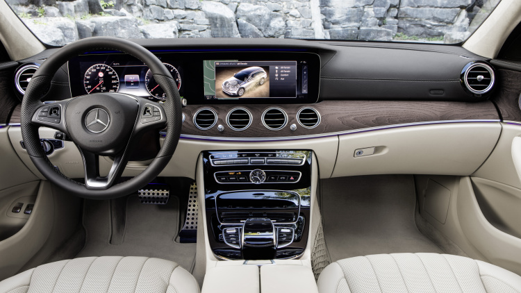 Mercedes-Benz New E-Class All-Terrain Wagon 003
