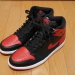 """Nike Air Jordan 1 Retro High OG """"Banned"""""""