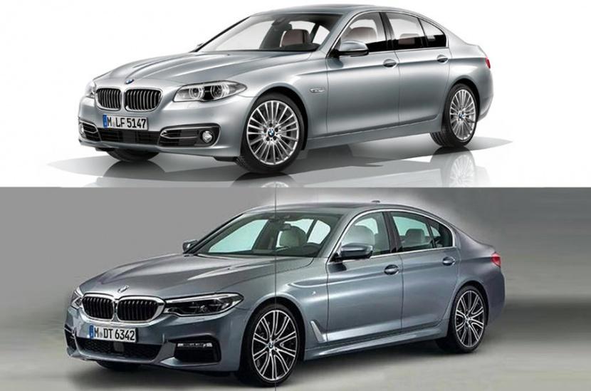 2017 BMW 5 Series 006