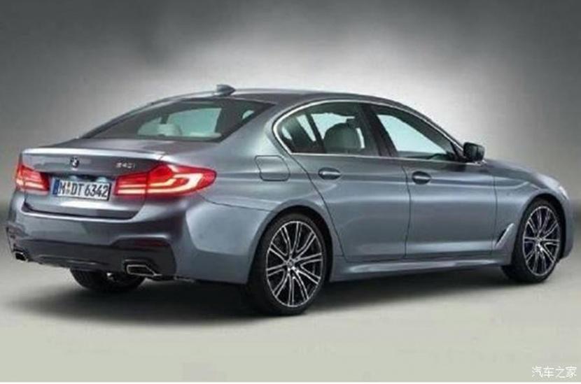 2017 BMW 5 Series 002