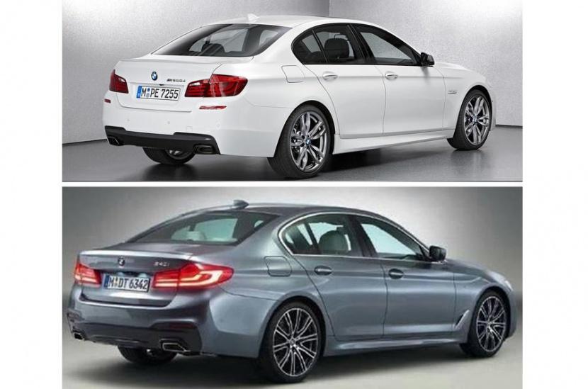 2017 BMW 5 Series 005