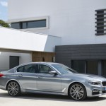 2017 BMW the all-new 5 Series sedan Official 004