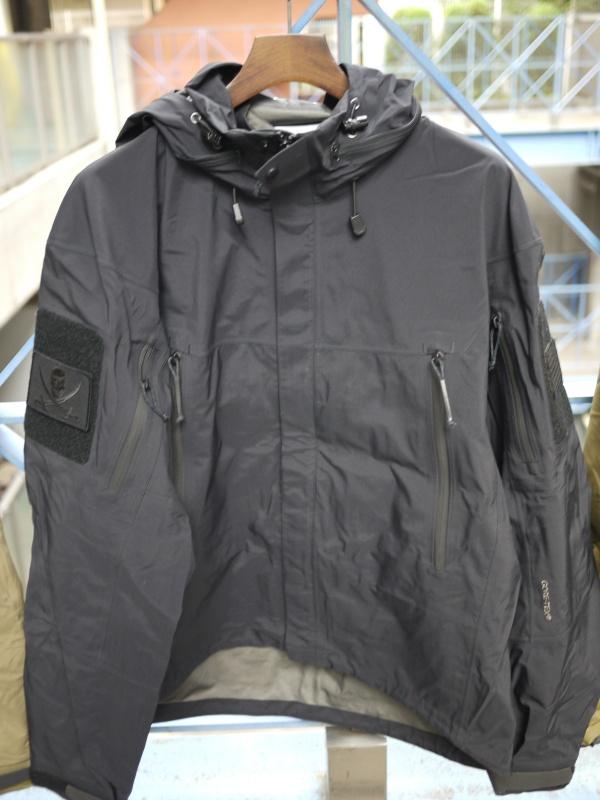 Arc'teryx LEAF Alpha Jacket Black
