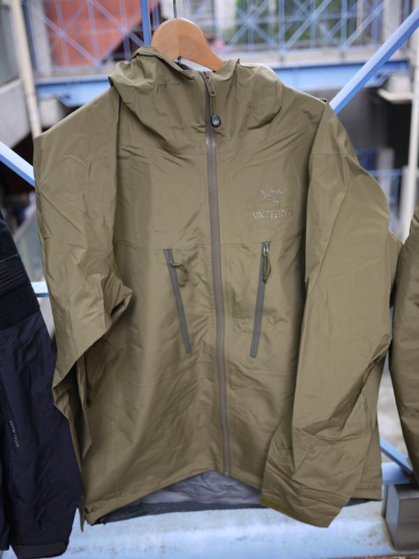 Arc'teryx LEAF Alpha LT Jacket Crocodile