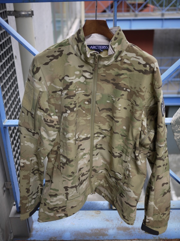 Arc'teryx LEAF Combat Jacket MultiCam