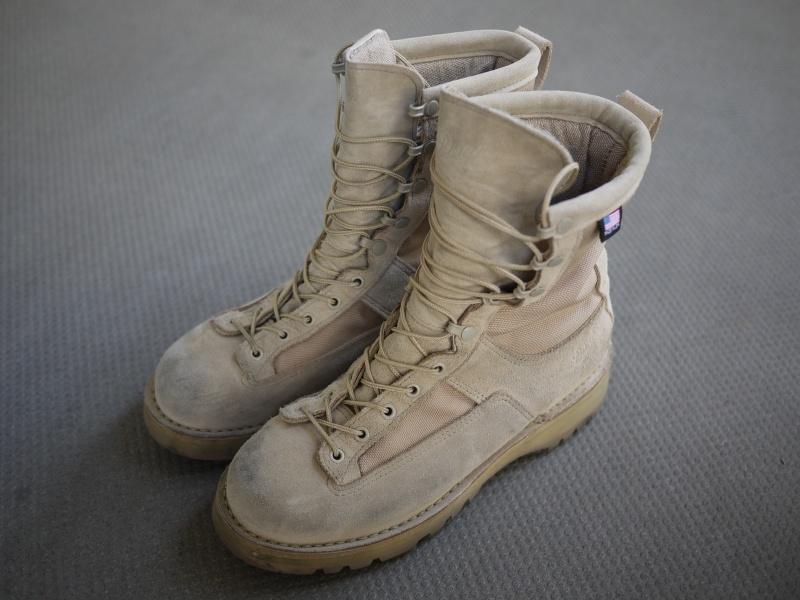 Danner Desert Acadia GTX Military Boot