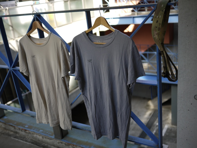 Arc'teryx LEAF Code S/S T-Shirt 001