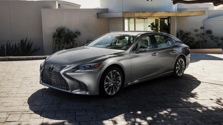 2018 Lexus LS 003