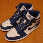 "Nike Air Jordan 1 Retro High OG ""Storm Blue"""