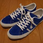 CONVERSE Star & Bars Suede/Blue