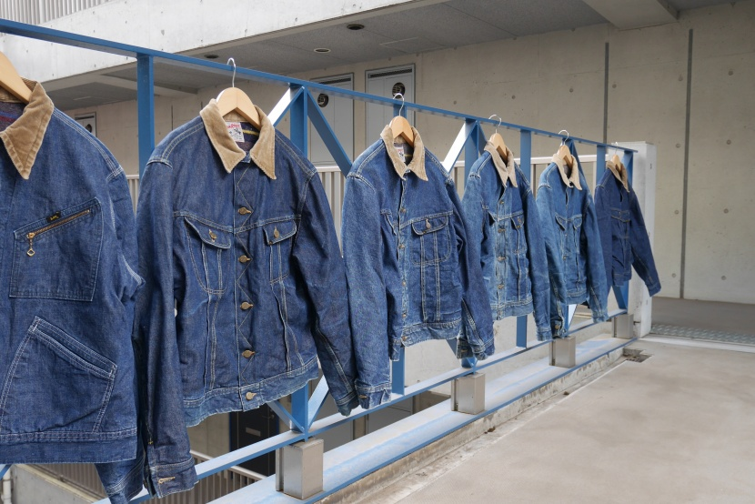 My Lee Storm Rider Denim Jacket Collection 003