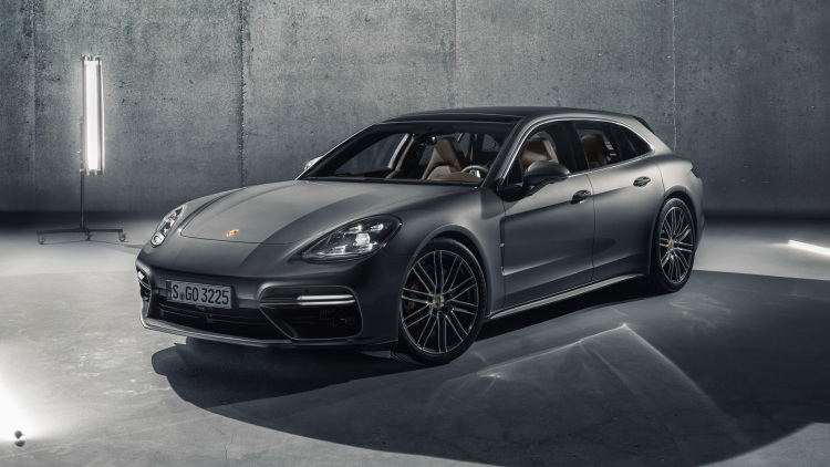 2018 Porsche Panamera Sport Turismo 001
