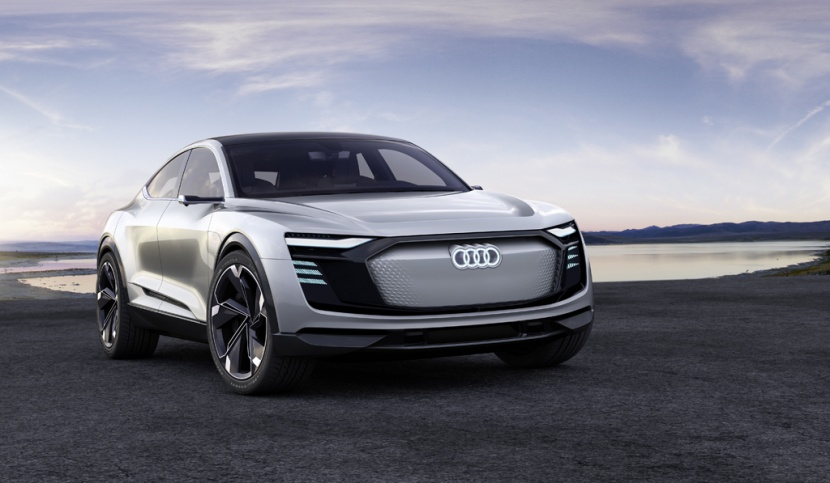 Audi e-tron Sportback 001