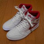 Nike Air Jordan 1 Retro High OG White/Metallic Red